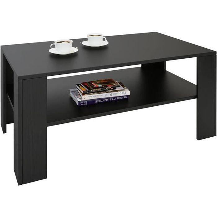 TABLE BASSE Table basse LORIENT, table de salon rectangulaire