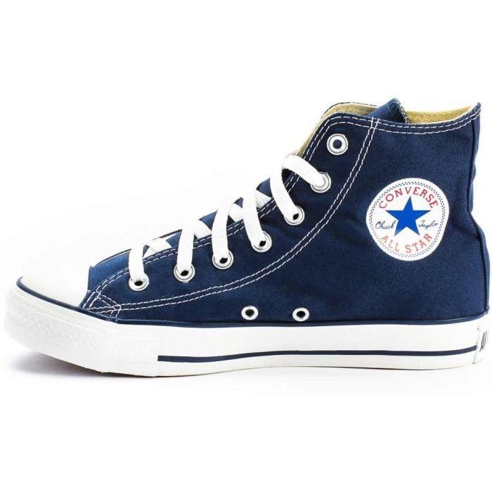 converse all star bleu femme