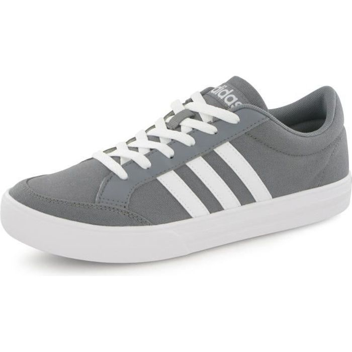 092149d46d48 BASKET Adidas Neo Vs Set gris