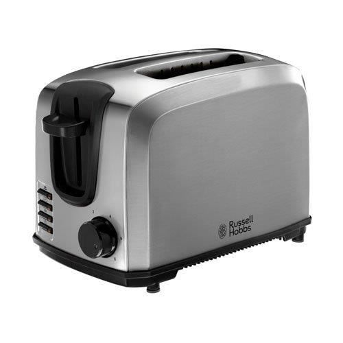 Russell Hobbs 23860 Darwin 2 fentes 7 Réglages Grille-Pain 850 W-Blanc