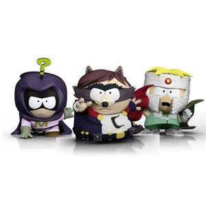 FIGURINE - PERSONNAGE Pack de 3 figurines South Park