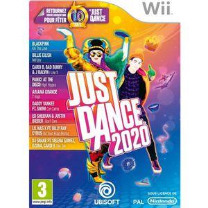 JEU WII Just Dance 2020 Jeu Wii