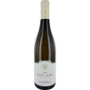 VIN BLANC P. Miolane 2012 Saint Aubin - Vin blanc de Bourgog