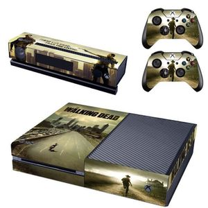 STICKER - SKIN CONSOLE Aihontai TWD The Walking Dead Skin Decals Stickers
