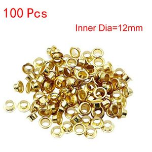 200pc EYELET SET 4mm//8mm BLACKSPUR GOLD COLOUR FOR EYELET PLIERS