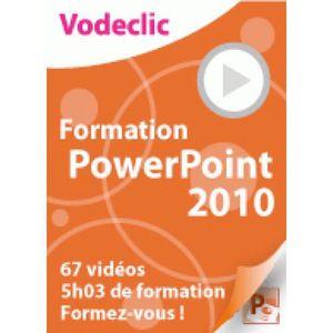 BUREAUTIQUE À TÉLÉCHARGER Logiciel PC-MAC-Formation PowerPoint 2010-(PC-Mac