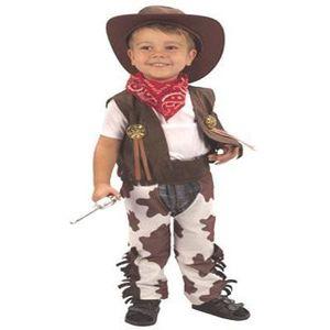 DÉGUISEMENT - PANOPLIE Cowboy, Costume de déguisement, bambin - Age 3