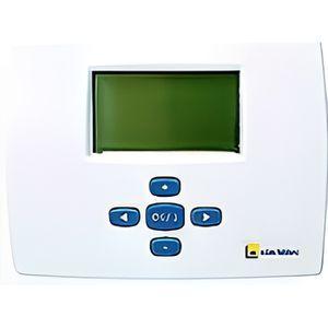 THERMOSTAT D'AMBIANCE Thermostat d'ambiance sans fils ELM LEBLANC TRL 7.