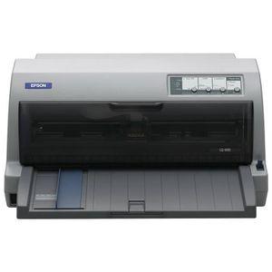 IMPRIMANTE Epson LQ 690 Imprimante N&B matricielle 12 cpi 24