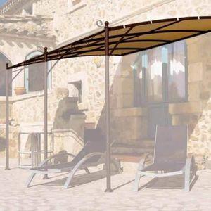 TONNELLE - BARNUM Toile pour Tonnelle Murale ILLUSION 400g/m dim 4x3