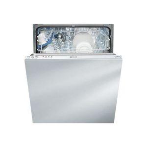 LAVE-VAISSELLE INDESIT Lave-Vaisselle Tout-Intégrable DIF14B1EU