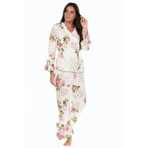 PYJAMA Nuit Hi Style Charnelle - Caky - Couleur Rose - Ta