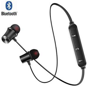 OREILLETTE BLUETOOTH Écouteurs Bluetooth sans fil avec micro Universel