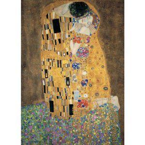 PUZZLE Ravensburger - 15743 - Puzzle Gustav Klimt : Le Ba