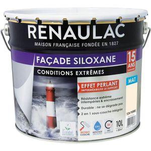 PEINTURE - VERNIS RENAULAC Peinture Façade Siloxane® Ton Pierre - Ga