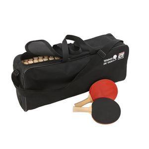 RAQUETTE DE TENNIS Sac pour raquettes de tennis de table toile;nylon