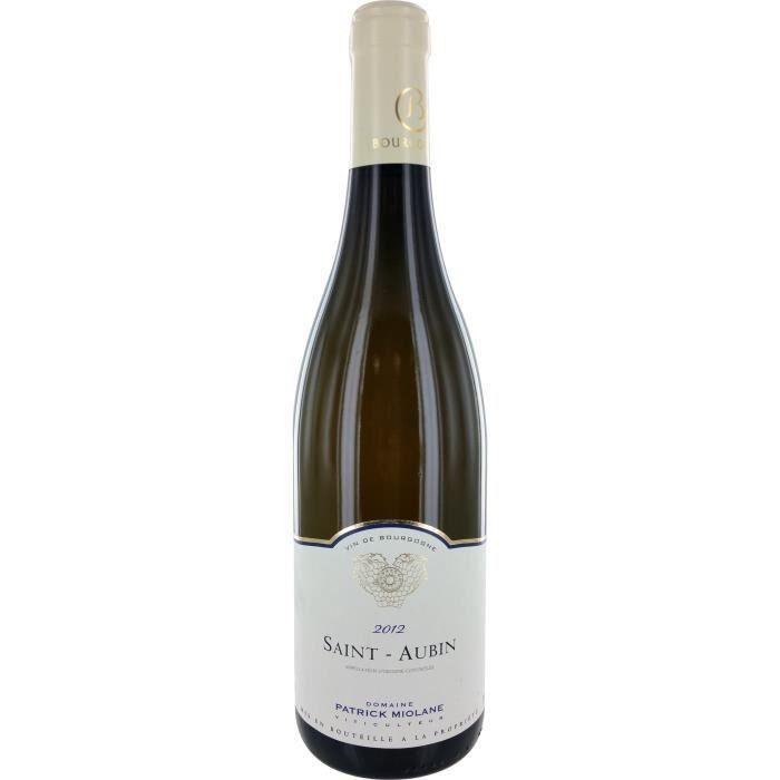 P. Miolane 2012 Saint Aubin - Vin blanc de Bourgogne