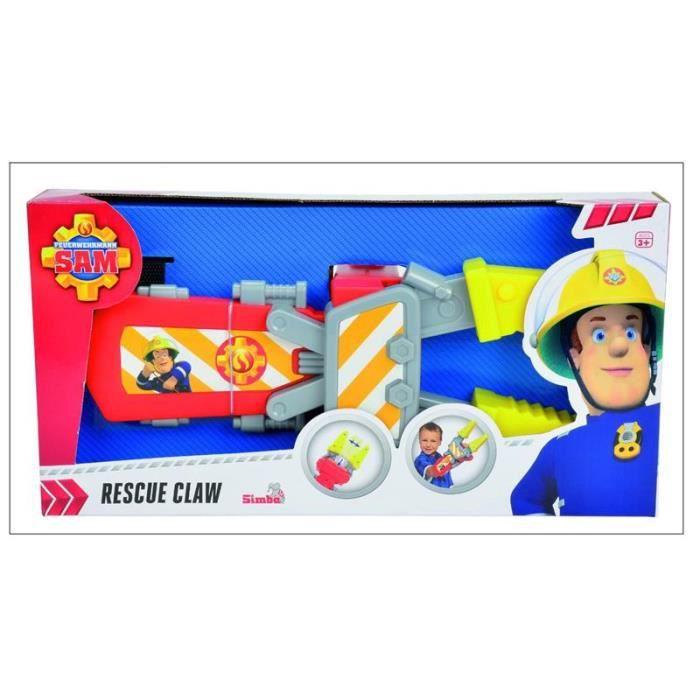 Simba Toys 109250743 Pince de désincarcération - Sam le Pompier