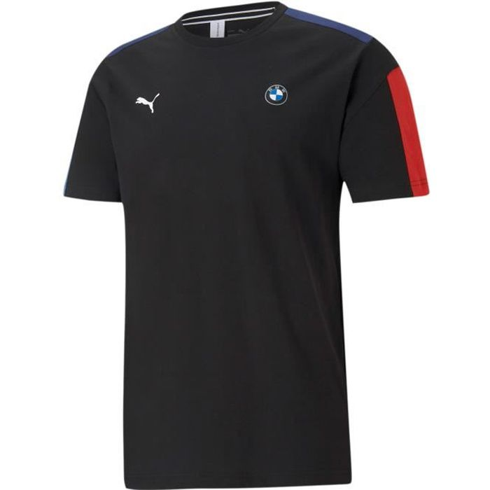 T-shirt Puma BMW M Motorsport T7 - noir - S
