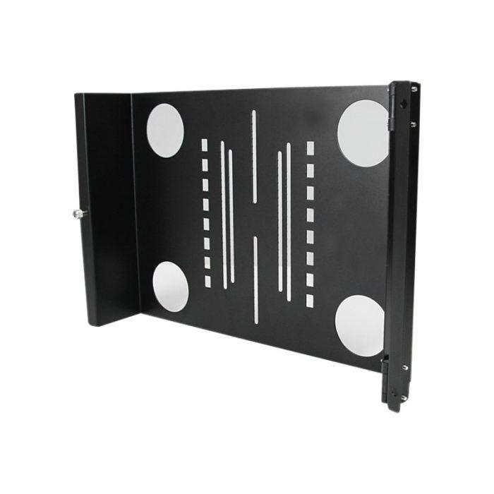 Startech Support de fixation Lcd Vesa Pour rack ou armoire 48 cm Support pour Écran Lcd