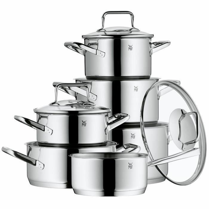 WMF Batterie de cuisine tendance 6tlg. 07.6806.6380