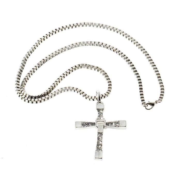 collier homme fast and furious