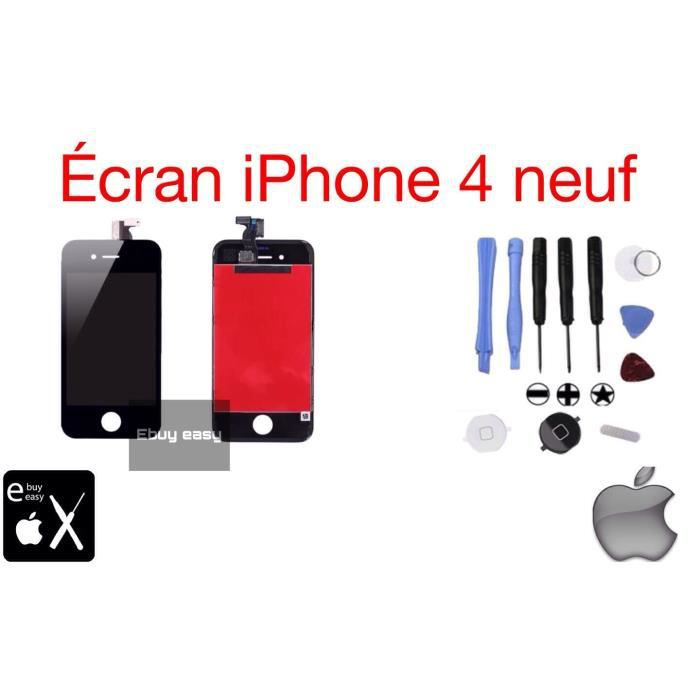 achat cran iphone 4. Black Bedroom Furniture Sets. Home Design Ideas