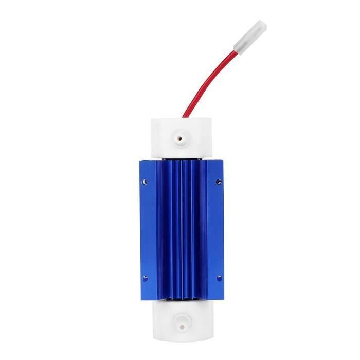 tube de quartz Générateur d/'ozone Tube Purificateur d/'air alimentation traitement de l/'eau