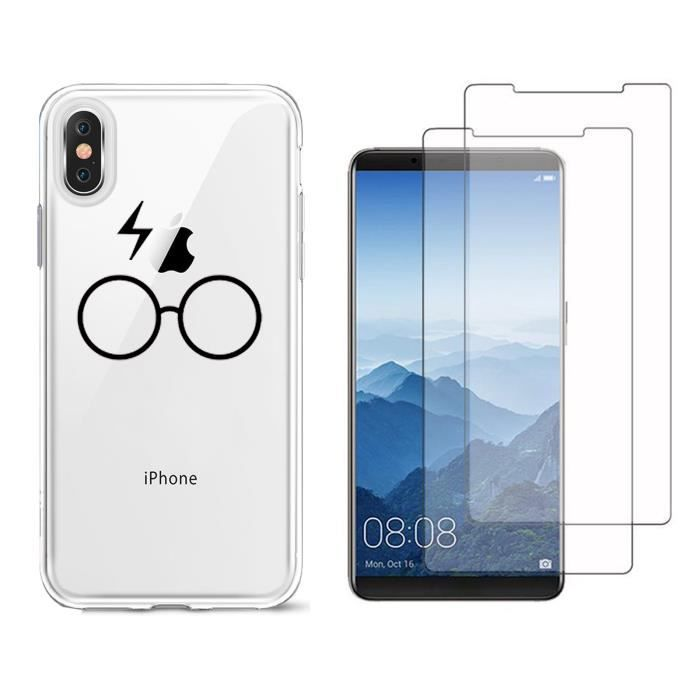 coque iphone xs max harry potter