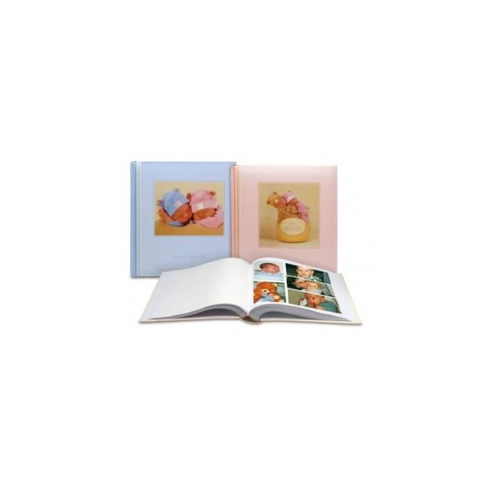 Anne geddes album photo rose 100 pages coller achat - Album photo a coller ...