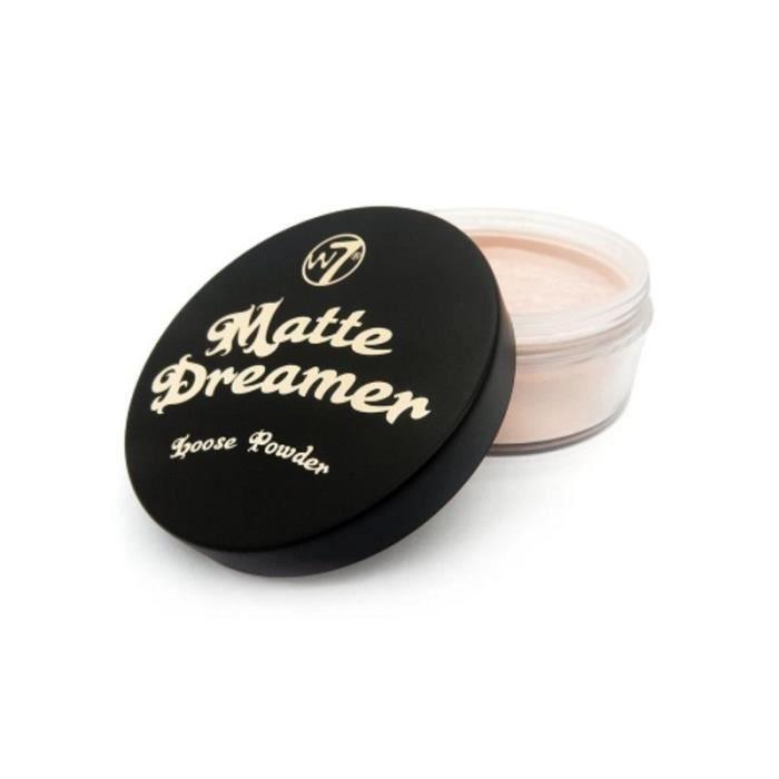 FOND DE TEINT - BASE W7 Matte Dreamer Poudre Libre