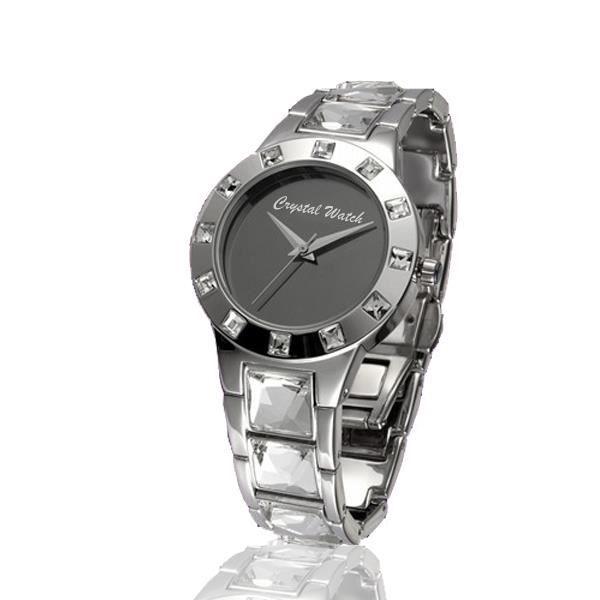 Montre Crystal Watch et Cristal de Swarovski Eleme