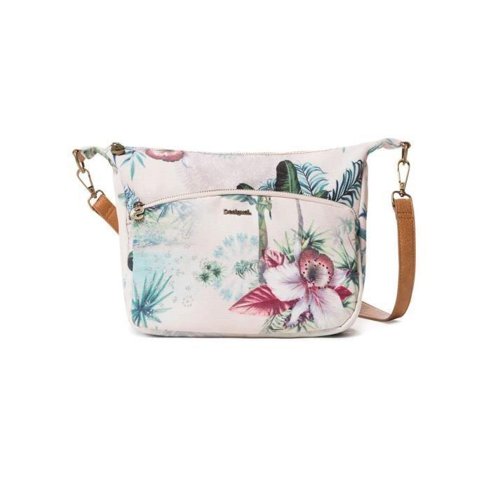 SAC À MAIN Desigual Bag Soft Tropi Balcad Women, Sacs bandoul
