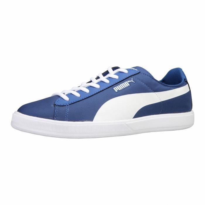 chaussures puma bleu homme