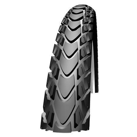 Schwalbe marathon hiver performance raceguard rigide pneu 20 x 1.60