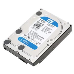 DISQUE DUR INTERNE Digital WD Blue 2To HDD Desktop disque dur interne