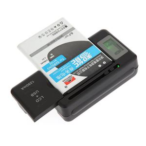 CHARGEUR TÉLÉPHONE TPT4052203A@YIBOYUAN Chargeur de batterie universe