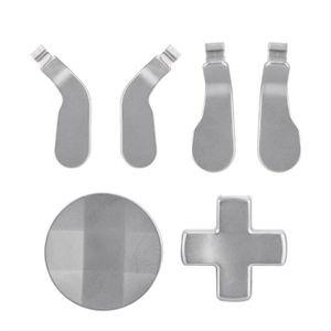 ACCESSOIRE RÉTRO LANQI Kit de remplacement de boutons métalliques p