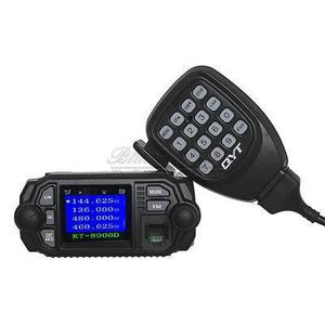 TALKIE-WALKIE KT-8900D Double bande Quad Standby 5Tone VHF UHF V