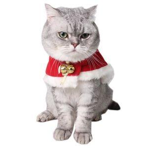 Deguisement Pour Chat Noel Deguisement noel chat   Achat / Vente pas cher