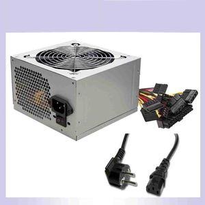 ALIMENTATION INTERNE Alimentation PC ATX - 550 W Max - 2 x Sata - 2 x M