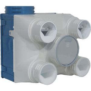 VMC - ACCESSOIRES VMC VMC sanitaire - Caisson individuel autorégule +…