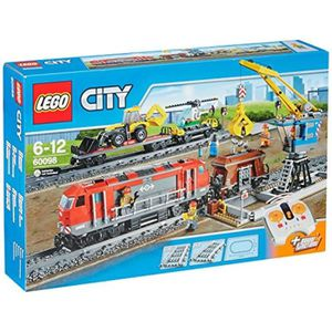 ASSEMBLAGE CONSTRUCTION Jeu D'Assemblage LEGO R2WUM City 60098 Heavy-haul