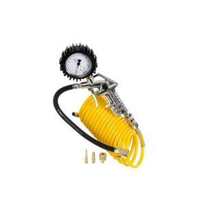 COMPRESSEUR AUTO MICHELIN Kit 5 accessoires pneumatiquesTuyau 5m +