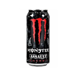 ENERGY DRINK Monster Energy Assault (12x50cl)