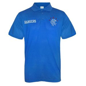 MAILLOT DE FOOTBALL Rangers FC officiel - Polo de football pour homme