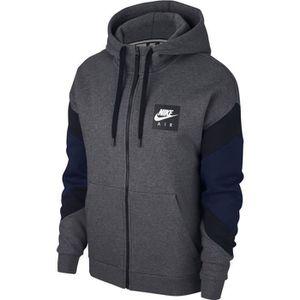 BASKET MULTISPORT Veste Nike Veste Sportswear Air Hoodie Gris Homme