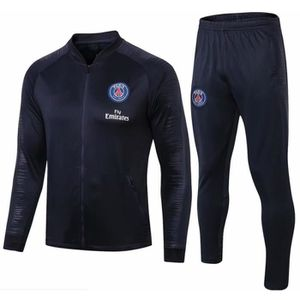 TENUE DE FOOTBALL Maillot de football Survêtement PSG N4 2018-19