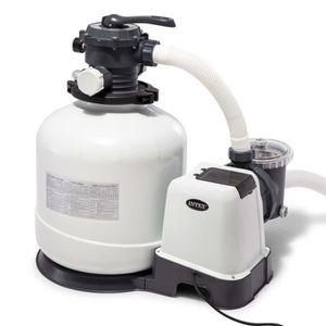 POMPE - FILTRATION  Luxueux Magnifique-Pompe de filtration à sable Kry