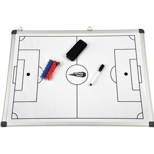 TABLEAU DE COACHING Tableau magnétique tactique - 90 x 60 cm - Footbal